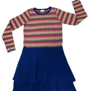 HANNA ANDERSSON All Brite Sweater Dress